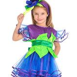 Продаж новий костюм незабудка, фіалка, фиалка на 4-7 років - Позняки