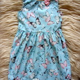 Летнее платье, сарафанчик от H&M на 4-5 лет