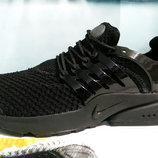 Кроссовки сетка Nike Air Presto black
