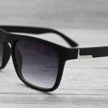 Мужские матовые солнцезащитные очки