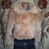 Фірмова шубка для модниць Select, 10, Китай.