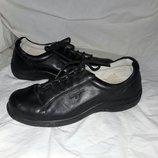 Туфли кожаные размер 40-41 по стеоьке 26см