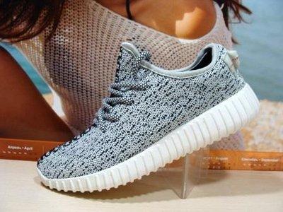 Распродажа Кроссовки женские Adidas Yeezy Boost 350 серый 36р-41р