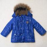 Куртка детская демисезонная Lupilu, р.98 2-3 года