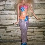 Mattel Русалка русалочка кукла маттел кукла барби