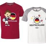 Футболка, футболки 110-116, 122-128, Германия