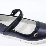 Красивые туфли для девочек 27-32рр