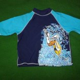 реглан,футболка для плаванья на 6-7 лет