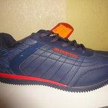 Кожаные кроссовки 39 р. Veer, кросовки, кросівки, шкіра, спорт, деми, сороконожки, бутсы, футбол