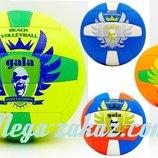 Мяч волейбольный Gala 5113, 4 цвета размер 5, PVC
