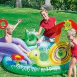 Детский Игровой Центр С Душем И Горкой 53055