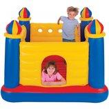 Детский надувной игровой центр - батут «ЗАМОК» 48259