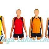 Форма волейбольная женская 4269, 4 цвета размер 42-48