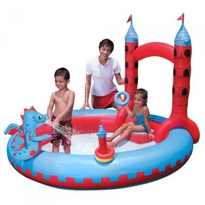 Игровой центр Bestway Замок Дракона 53037