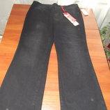 черные американские джинсы большого размера