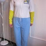Симпсон Домашний комбинезон пижама кигуруми халат рост до 178 см