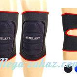 Наколенники волейбольные Zel 4207 PL, эластан, размеры S-L