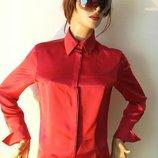 Блузка атласная Marks&Spencer