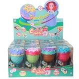 Cupcake Surprise Кукла серии Джелато 12 видов с ароматом