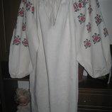 Старинная вышитая рубашка