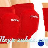 Наколенники волейбольные профессиональные 4235, 3 цвета PL, эластан, размер L