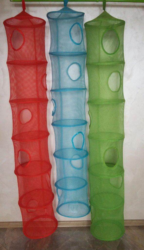 Сетка для хранения игрушек подвесная