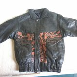 курточка куртка кожа натуральная