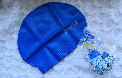 Шапочка для бассейна Baco Rainbow Новая в упаковке