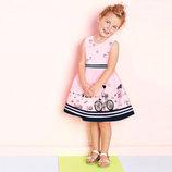 9-12 мес Нарядное платье Young Dimension