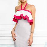 Эксклюзивное платье бюстье