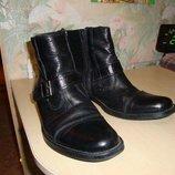 Стильные ботинки деми.