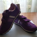 Новые кроссовки для дочки размер 34, по стельке 22,5 см