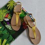 Распродажа Сандалии босоножки кожаные 36-40р
