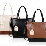 Стильная женская сумка Польша 2 цвета