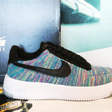 Кроссовки Nike Air Force Colorful