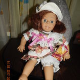 характерная кукла , simba, рост 38 см