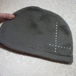 Шапка, шапочка обхват головы 56, стеклянные стразы