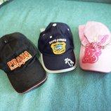 Бейсболки на выбор , панама,7 BIKERS CLLX панамка, шапка, шапочка обхват головы 48-50 см