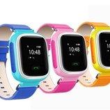 Детские часы с GPS трекером Smart Baby Watch Q60