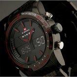 Мужские спортивные часы Naviforce Army 9024 по супер цене Гарантия