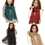 Яркие шарфики
