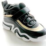 31-36 р деми кроссовки -ботинки детские apawwa