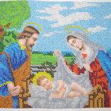 Картина бисером Святое семейство