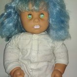alina toys Коллекционная винтажная алина большая кукла днепропетровской фабрики 60 см днепр мальвина