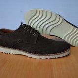 Туфли.броги мужские