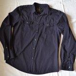 Рубашка приталенная фирменная Urban spirit р.M р.48-50