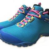 Женские кроссовки Merrell Continuum Goretex - синие