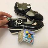 Туфли Шалунишка черные