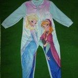 слип,пижама кигуруми,человечек на 4-5 лет