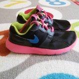 Крутые кроссовки сетка от Nike, размер 31,5